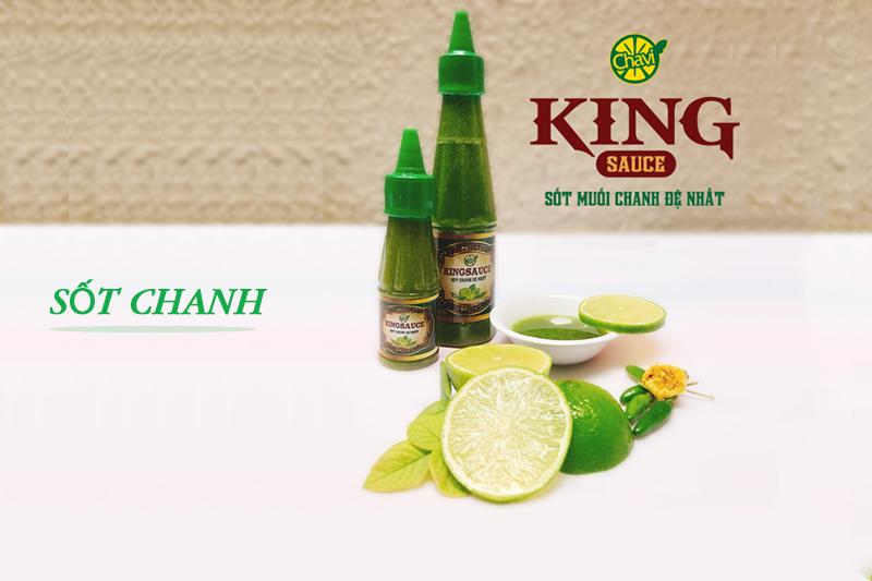 Sốt Chanh Việt
