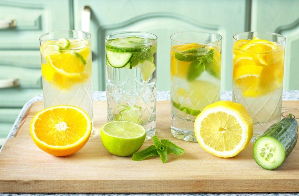 Lợi ích của nước Chanh đối với cơ thể